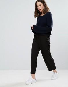 Юбка-брюки с широкими штанинами Only - Черный
