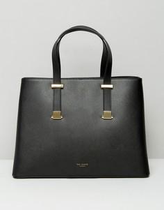 Черная сумка-тоут Ted Baker - Черный