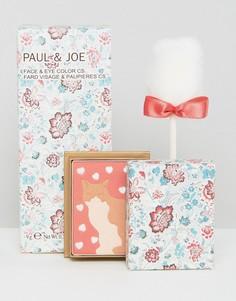 Палитра для макияжа ограниченной серии Paul & Joe Make Up For Love - Рыжий