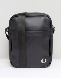 Черная сумка для авиапутешествий Fred Perry - Черный