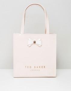 Розовая компактная сумка Ted Baker - Розовый