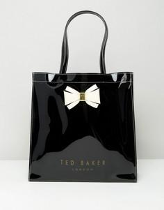 Черная сумка Ted Baker Icon - Черный