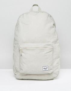 Желтовато-серый рюкзак Herschel Supply Co. Daypack - Бежевый