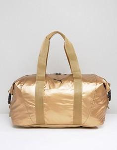 Спортивная сумка PUMA - Золотой