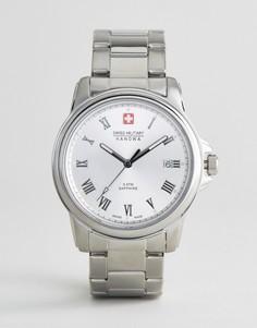 Часы Swiss Military Hanoa - Серебряный