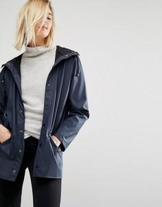 Непромокаемая куртка Rains - Синий