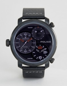Часы Police Mamba - Черный