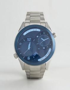 Стальные часы-браслет Police Dugite - Серый