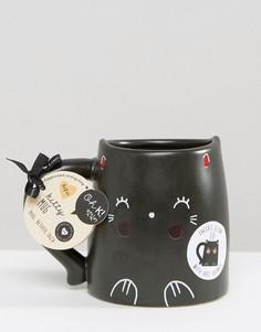 Кружка с дизайном в виде кошки NPW Oh K - Мульти