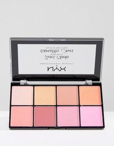 Румяна Sweet Cheeks от NYX Professional Make-Up - Мульти