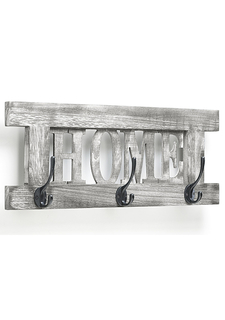 Планка с крючками для одежды Heine Home