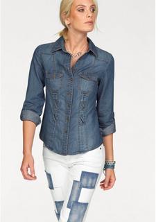Джинсовая блузка Arizona