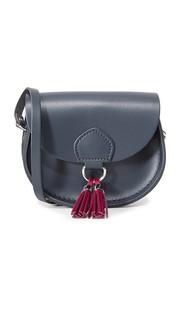 Седельная сумка с миниатюрными кисточками Cambridge Satchel