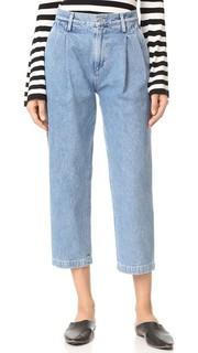 Джинсовые брюки Hailey со складками Citizens of Humanity
