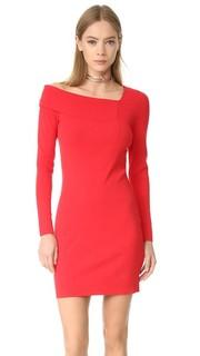 Асимметричное платье Edition10