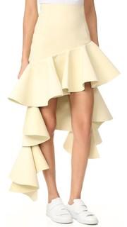 Многоуровневая юбка Jacquemus