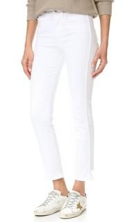 Прямые укороченные джинсы Authentic 3x1