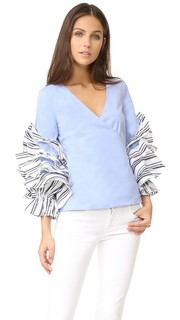 Блуза Athena Caroline Constas
