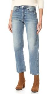 Универсальные джинсы-бойфренды Free People