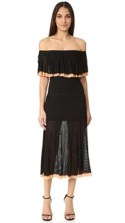 Платье Malli Herve Leger