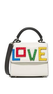 Миниатюрная сумка через плечо Alex Rainbow Love les Petits Joueurs