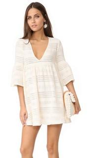 Пляжное мини-платье Mara Hoffman