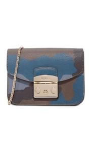 Миниатюрная сумка через плечо Metropolis Furla