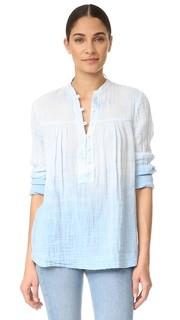 Блуза в деревенском стиле Raquel Allegra