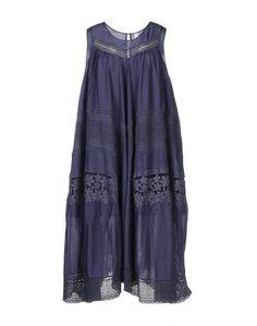 Платье длиной 3/4 High