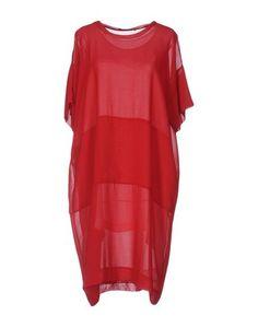 Платье до колена Maria Calderara
