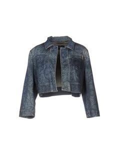 Джинсовая верхняя одежда Trussardi Jeans