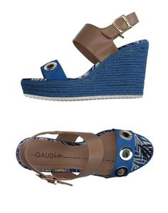 Эспадрильи Gaudi Shoes
