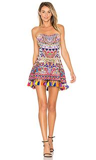 Платье без бретель - Camilla