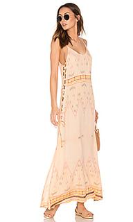 Платье-комбинация klemence - Cleobella