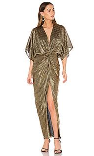 Twist kimono maxi dress - Shona Joy