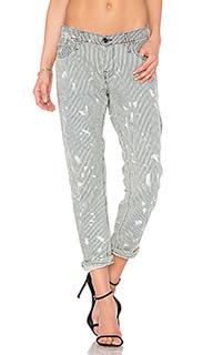 Skinny crop pants - NSF