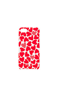 Чехол для iphone 7 scattered hearts - kate spade new york