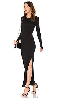 Cashmere maxi dress - Enza Costa