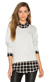 Layered sweatshirt - MONROW
