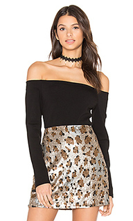 Exposed shoulder top - Fifteen Twenty