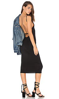 Bare back midi dress - Rachel Pally