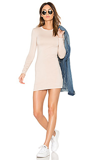 Mini long sleeve dress - BLQ BASIQ