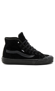 Кроссовки black ball hi sf mte - Vans