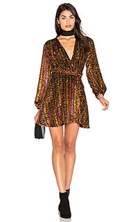 Платье с запахом 418 - LPA