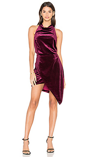 X revolve velvet camo mini dress - ELLIATT
