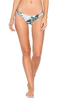 Низ бикини в бразильском стиле с рюшами - Mara Hoffman