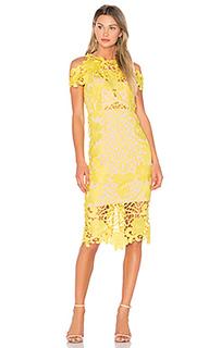 Платье миди hollyhock - THURLEY