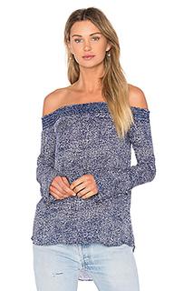 Блуза с открытыми плечами - DEREK LAM 10 CROSBY
