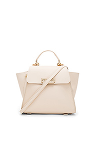 Eartha iconic convertible solid backpack - Zac Zac Posen