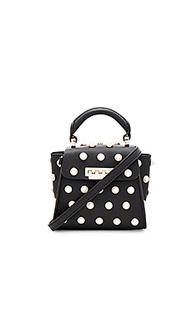 Eartha iconic pearl lady mini top handle - Zac Zac Posen